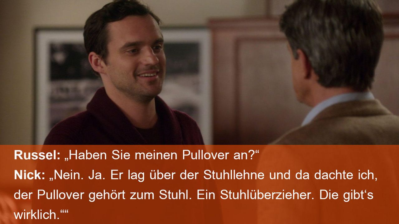 new-girl-zitat-folge-17-nick-jake-johnson 1600 x 900 - Bildquelle: 20th Century Fox