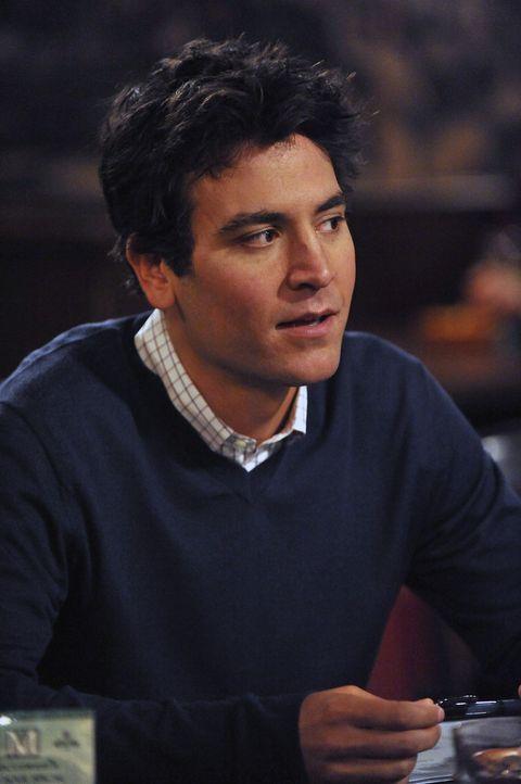 Ist immer noch auf der Suche nach der Frau fürs Leben: Ted (Josh Radnor) ... - Bildquelle: 20th Century Fox International Television
