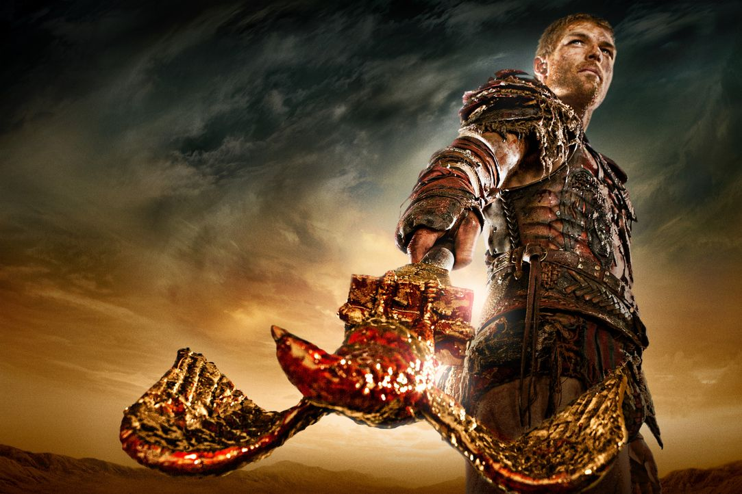 SPARTACUS III - Artwork - Bildquelle: 2012 Starz Entertainment, LLC. All rights reserved.