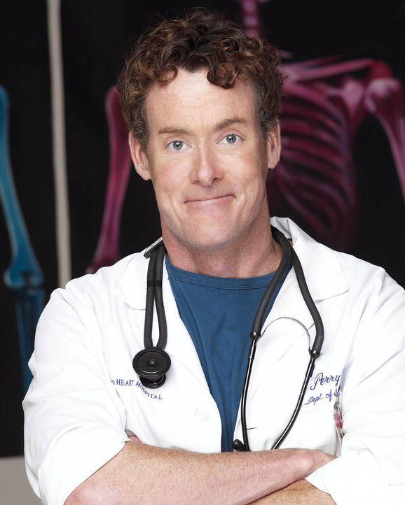 (2. Staffel) - Der rührige Stationsarzt Dr. Phil Cox (John C. McGingley) zeigt nicht gerne Gefühle ... - Bildquelle: Touchstone Television