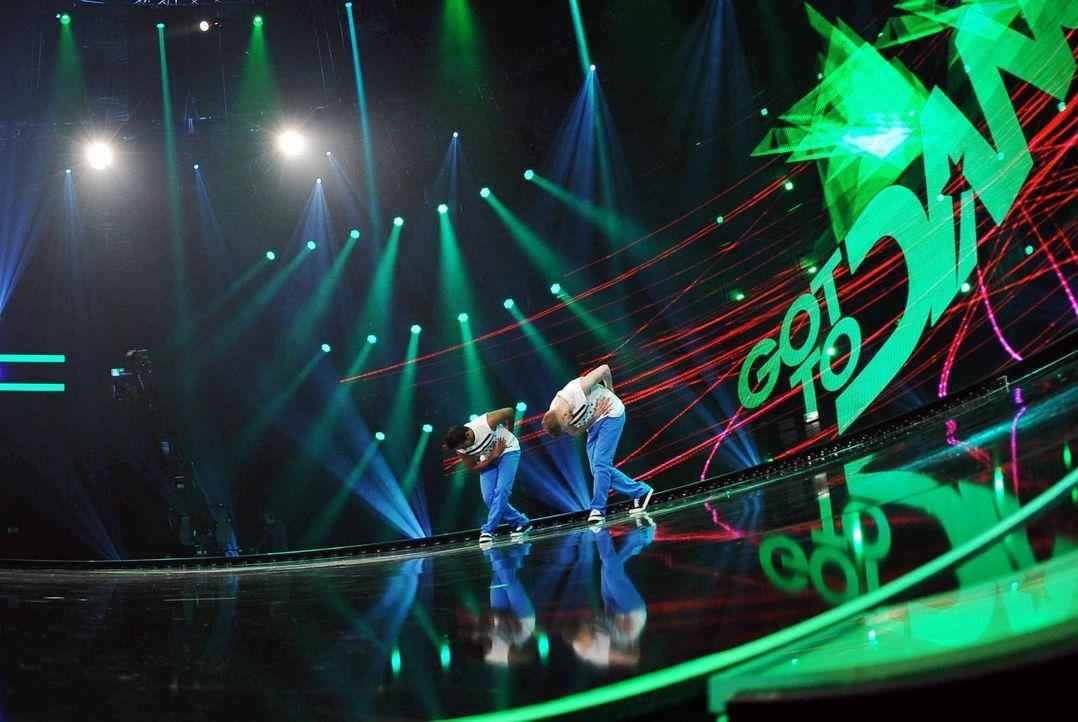 Got-To-Dance-Tilim-und-Marcel-01-SAT1-ProSieben-Willi-Weber - Bildquelle: SAT.1/ProSieben/Willi Weber