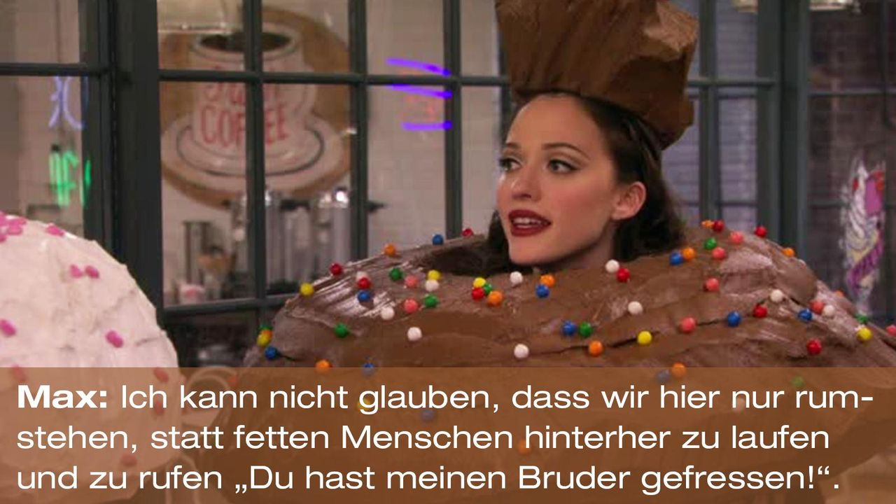 2-broke-girls-zitat-quote-staffel2-episode11-geschaeftspartnerin-max-fette-warnerpng 1600 x 900 - Bildquelle: Warner Bros. International Television