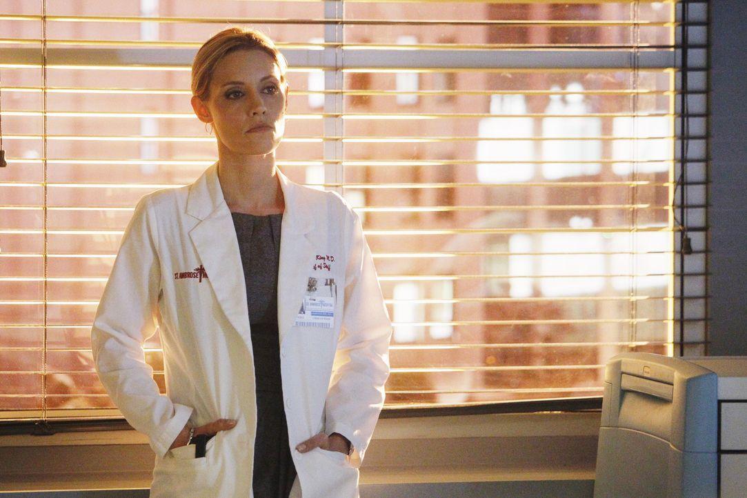Während Charlotte (KaDee Strickland) mit ihrem Vergewaltiger konfrontiert wird, verschlechtert sich Susans gesundheitlicher Zustand und Bizzy fleht... - Bildquelle: ABC Studios