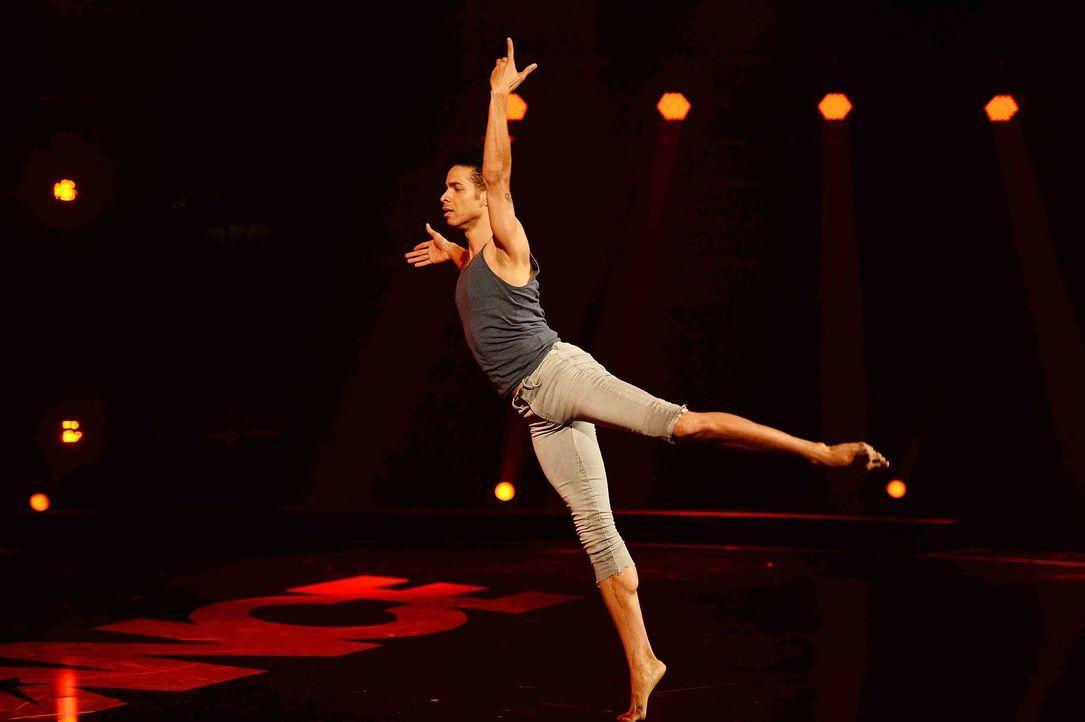 Got-To-Dance-Kris-Jobson-06-SAT1-ProSieben-Willi-Weber - Bildquelle: SAT.1/ProSieben/Willi Weber