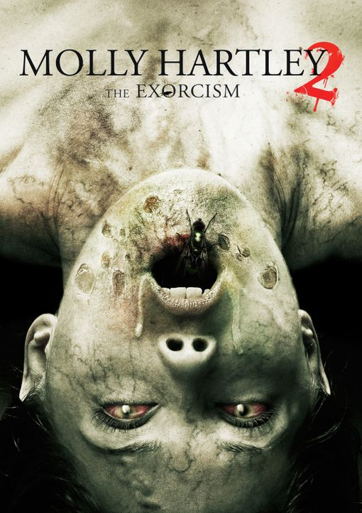 THE EXORCISM OF MOLLY HARTLEY - Plakatmotiv - Bildquelle: 2015 Twentieth Century Fox Film Corporation. All rights reserved.