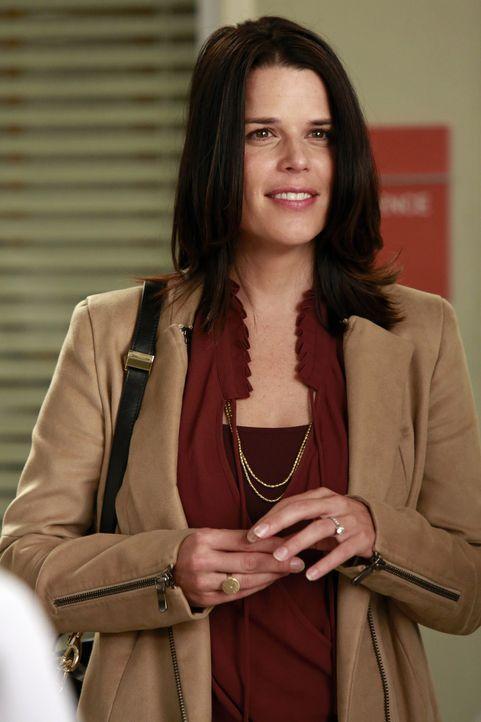 Taucht plötzlich im Krankenhaus auf und will Derek nerven spenden: Lizzie Shepherd (Neve Campbell) ... - Bildquelle: ABC Studios