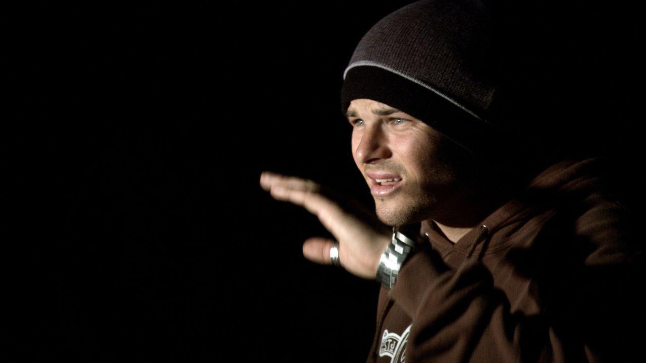 Auf Ben Mitchell (Nathan Phillips) wartet das Grauen ? - Bildquelle: Kinowelt