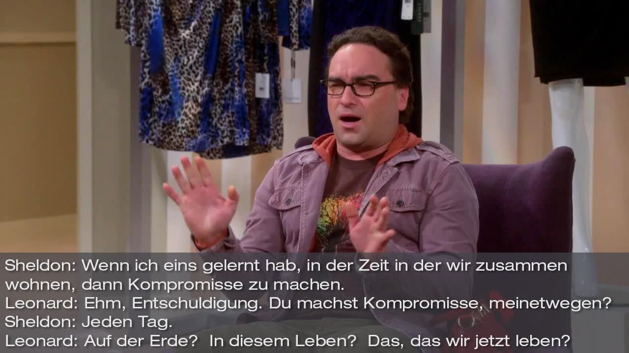 Zitate The Big Bang Theory Staffel 8 Folge 12 Bild4 - Bildquelle: Warner Bros. Television