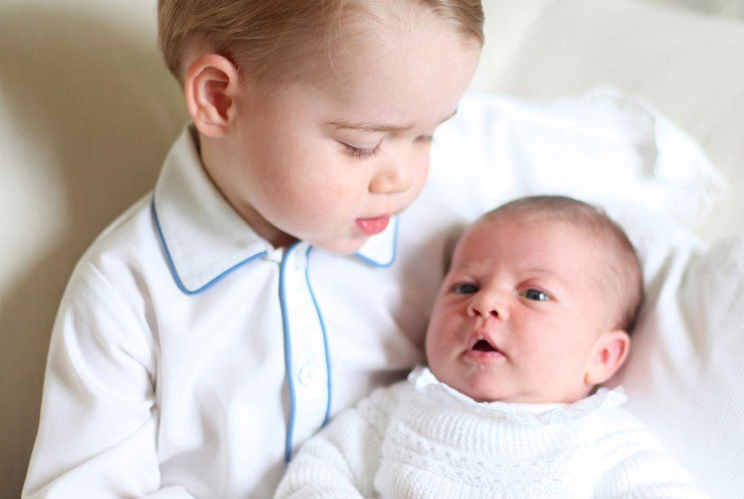 Prinz-George-Prinzessin-Charlotte-Mai-2015-04-HRH-The-Duchess-of-Cambridge2015 - Bildquelle: HRH The Duchess of Cambridge 2015