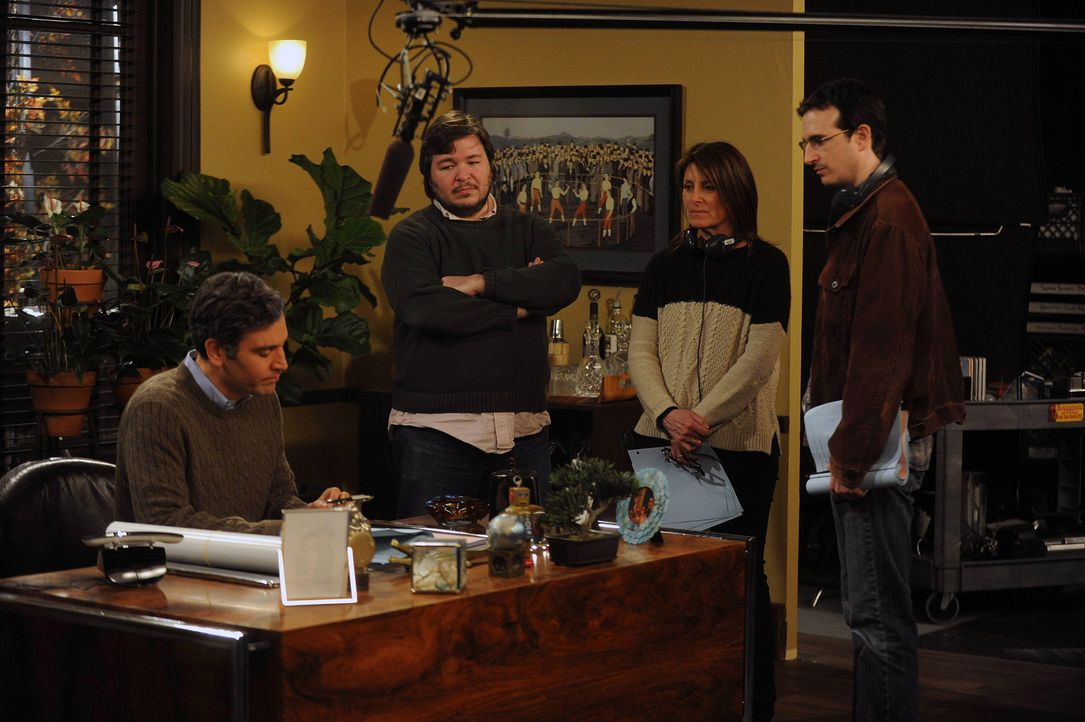 HIMYM- Behind the scenes- Last Forever Part2 (3) - Bildquelle:  CBS Broadcasting, Inc. All rights reserved