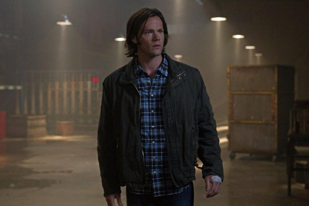 Kämpft mit den Folgen der zerbrochenen Wand in seinem Kopf: Sam (Jared Padalecki) ... - Bildquelle: Warner Bros. Television