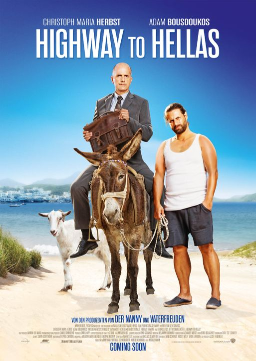 Highway-to-Hellas-00-Warner-Bros-Ent - Bildquelle: 2015 Warner Bros. Ent.