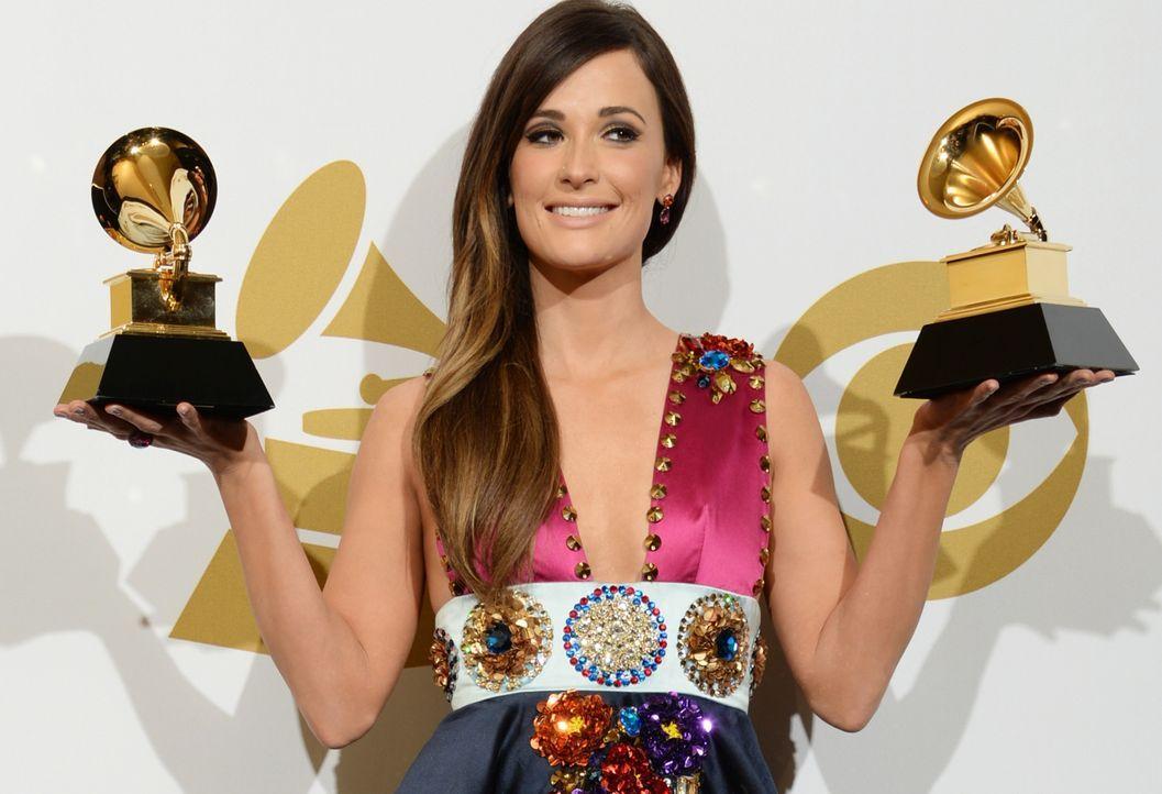 Grammy-Awards-Kacey-Musgraves-14-01-26-AFP - Bildquelle: AFP