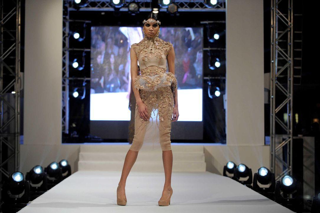 gntm-stf08-epi01-fashionshow-15-oliver-s-prosiebenjpg 2554 x 1699 - Bildquelle: Oliver S./ProSieben