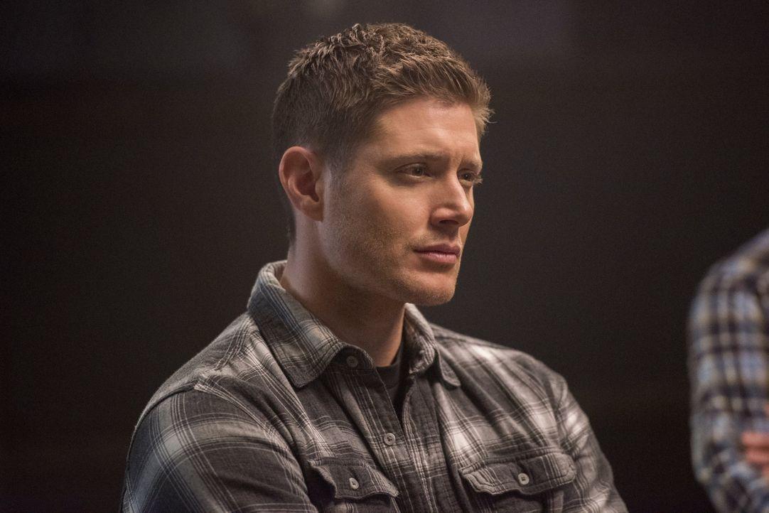 Dean (Jensen Ackles) muss sich erneut mit einem Mitglied der Styne-Familie auseinandersetzen, während das Kainsmal immer noch Einfluss auf ihn auswi... - Bildquelle: 2016 Warner Brothers