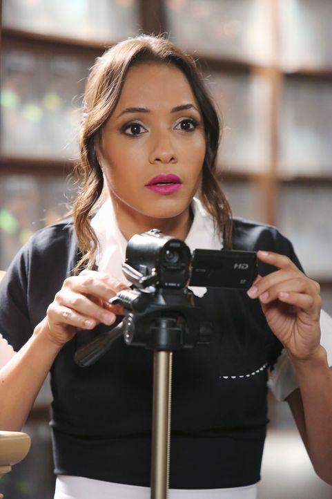 Ahnt nicht, dass sie schon bald die Rache von Peri Westmore spüren wird: Rosie (Dania Ramirez) ... - Bildquelle: ABC Studios