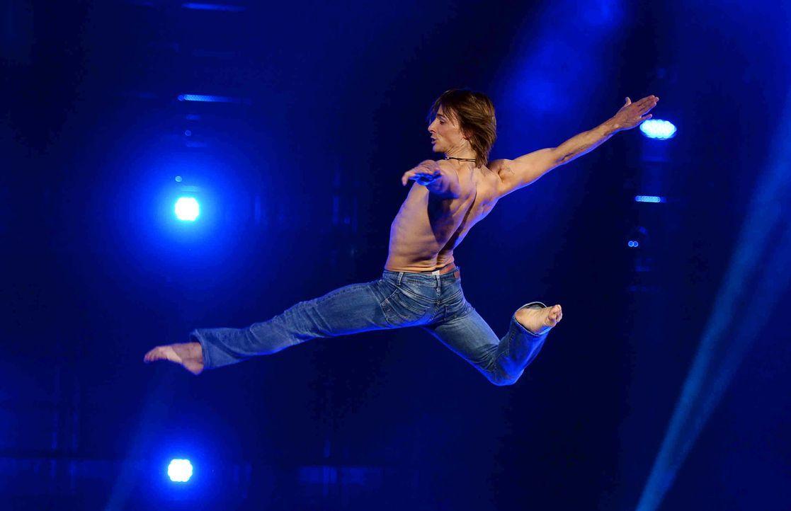 Got-To-Dance-Pierre-05-SAT1-ProSieben-Willi-Weber - Bildquelle: SAT.1/ProSieben/Willi Weber
