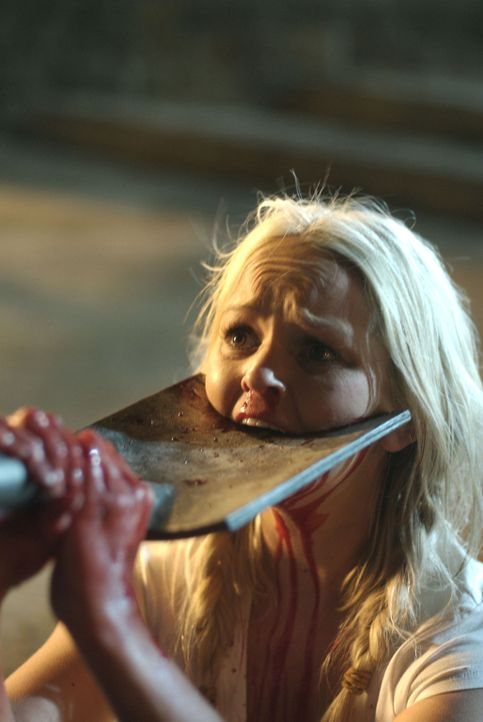 Erlebt den wahren Horror: Tracy (Jennifer Ellison) ... - Bildquelle: 2008 Steel Mill (Yorkshire) Limited/UK Film Council. All Rights Reserved.