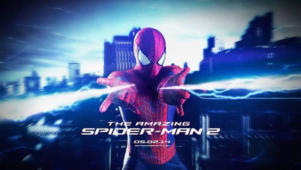 - Bildquelle: Facebook/Theamazingspiderman2movie