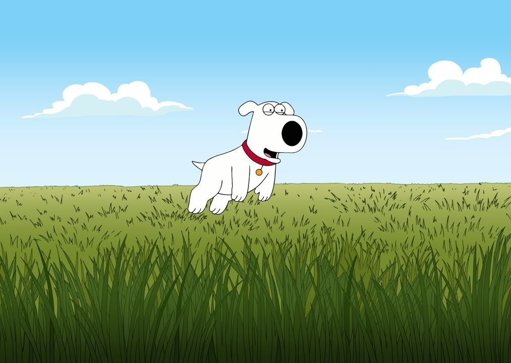 Nachdem ihn Stewie für ein Date mit Olivia versetzt hat, lässt Brian den Hund in sich raus ... - Bildquelle: 2016-2017 Fox and its related entities.  All rights reserved.