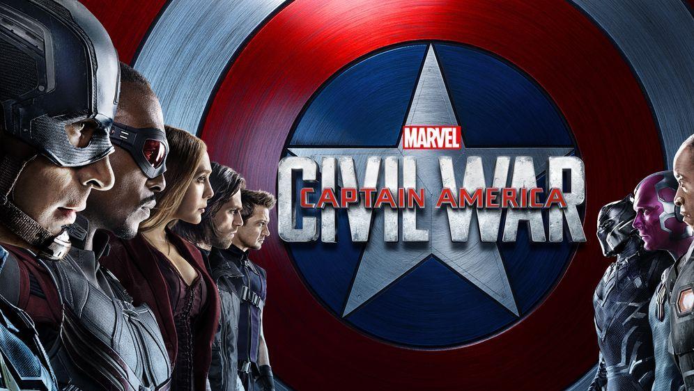 The First Avenger: Civil War - Bildquelle: 2014 MVLFFLLC. TM & © 2014 Marvel. All Rights Reserved.