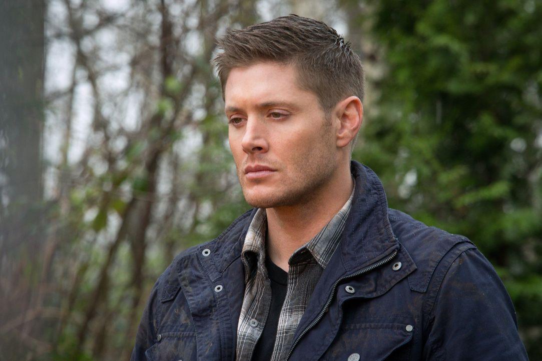 Die Trauer über Charlies Tod ruft bei Dean (Jensen Ackles) den Willen nach Rache hervor - doch verzerrt sich wirklich Dean nach der Rache oder das K... - Bildquelle: 2016 Warner Brothers
