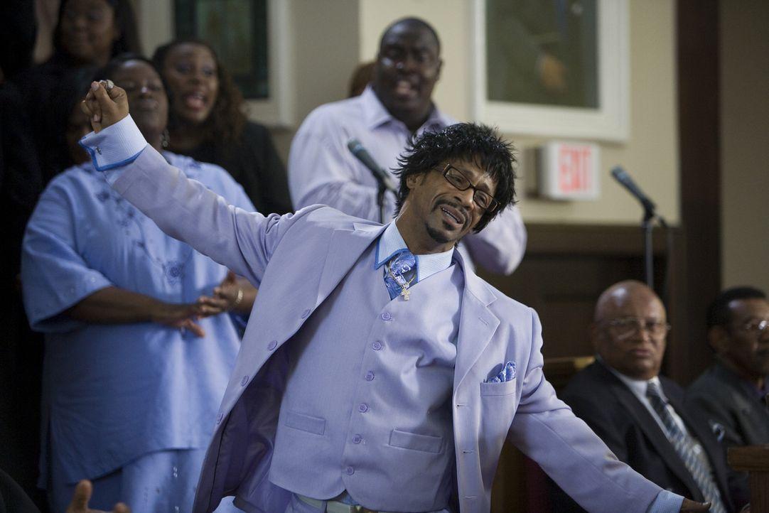 Rickey (Katt Williams) ist der verrückte, überdrehte Chorleiter eines Kirchenchores. Eines Tages landen zwei Ganoven in seiner Kirche, um den Klin... - Bildquelle: 2007 Screen Gems, Inc. All Rights Reserved.