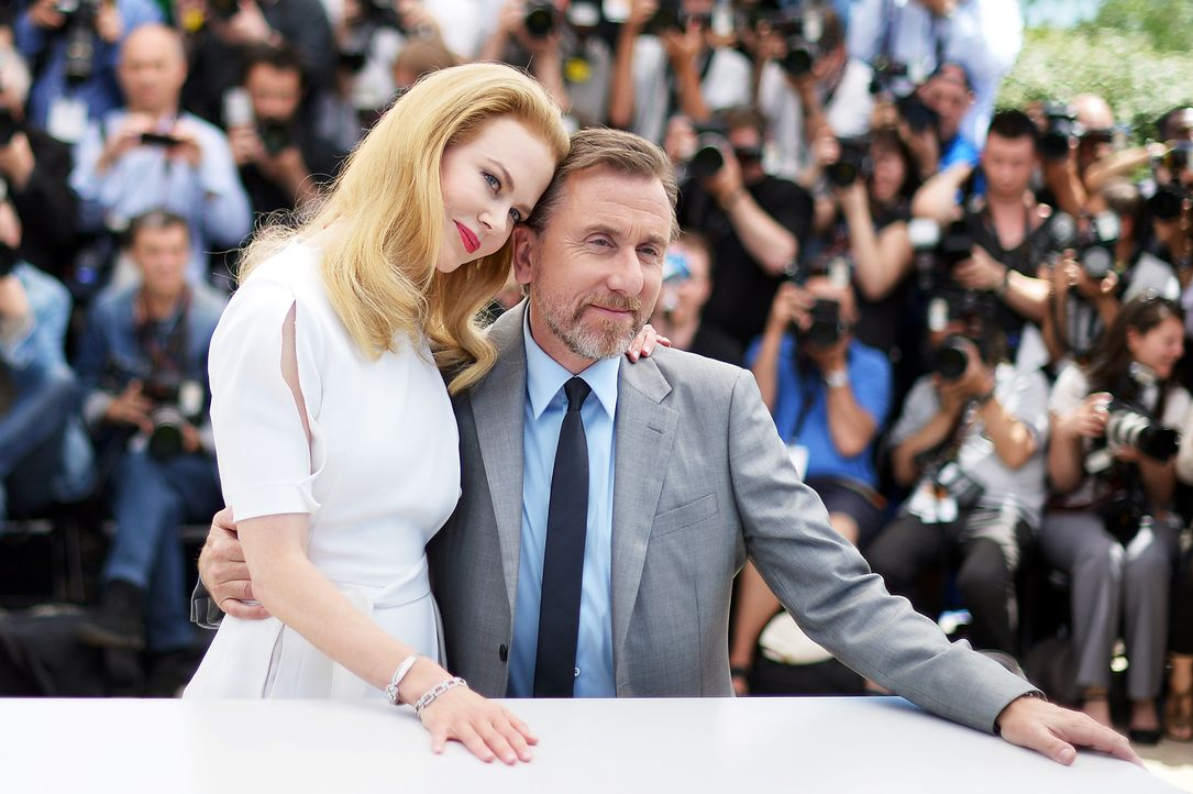 Cannes-Filmfestival-Nicole-Kidman-Tim-Roth-140514-AFP - Bildquelle: AFP