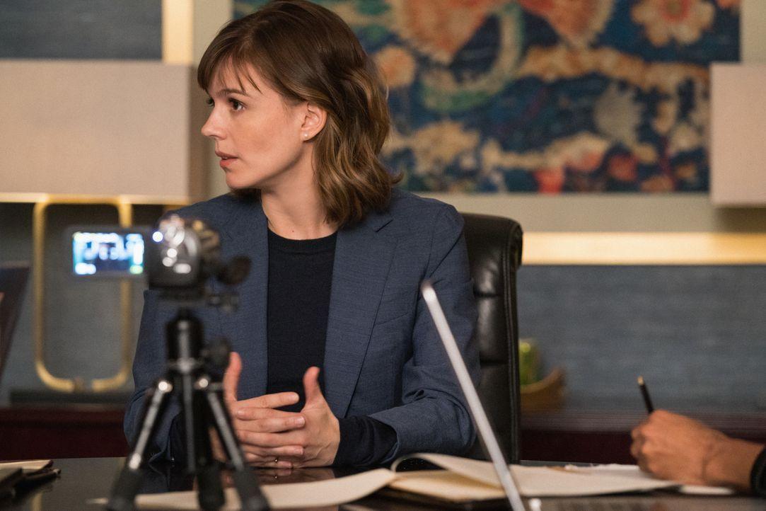 Kristen Bouchard (Katja Herbers) - Bildquelle: Elizabeth Fisher 2019 CBS Broadcasting, Inc. All Rights Reserved / Elizabeth Fisher