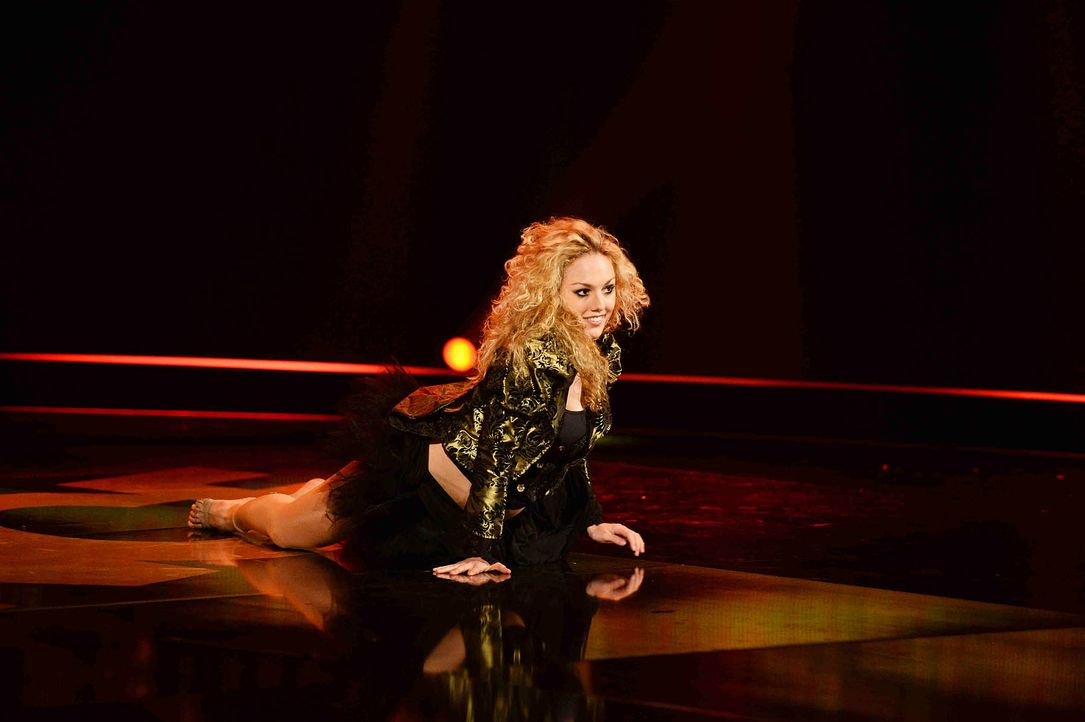 Got-To-Dance-Julie-Martin-03-SAT1-ProSieben-Willi-Weber - Bildquelle: SAT.1/ProSieben/Willi Weber