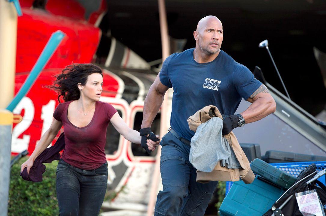 San-Andreas-2014Warner-Bros-Entertainment-Inc - Bildquelle: 2014 Warner Bros. Entertainment Inc.