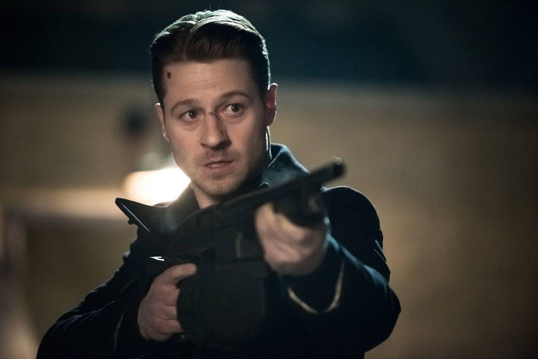 Nachdem Dr. Strange Galavan auferstehen hat lassen, beauftragt er ihn, Gordon (Ben McKenzie) zu töten. Ein Wettlauf um Leben und Tod beginnt ... - Bildquelle: Warner Brothers