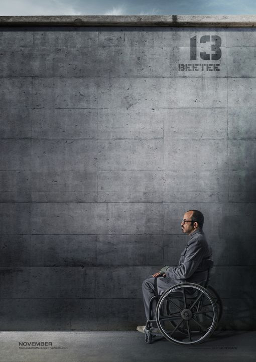 DIE TRIBUTE VON PANEM - MOCKINGJAY TEIL 1 - Jeffrey Wright - Bildquelle: TM &   2014 Lions Gate Entertainment Inc. All rights reserved.