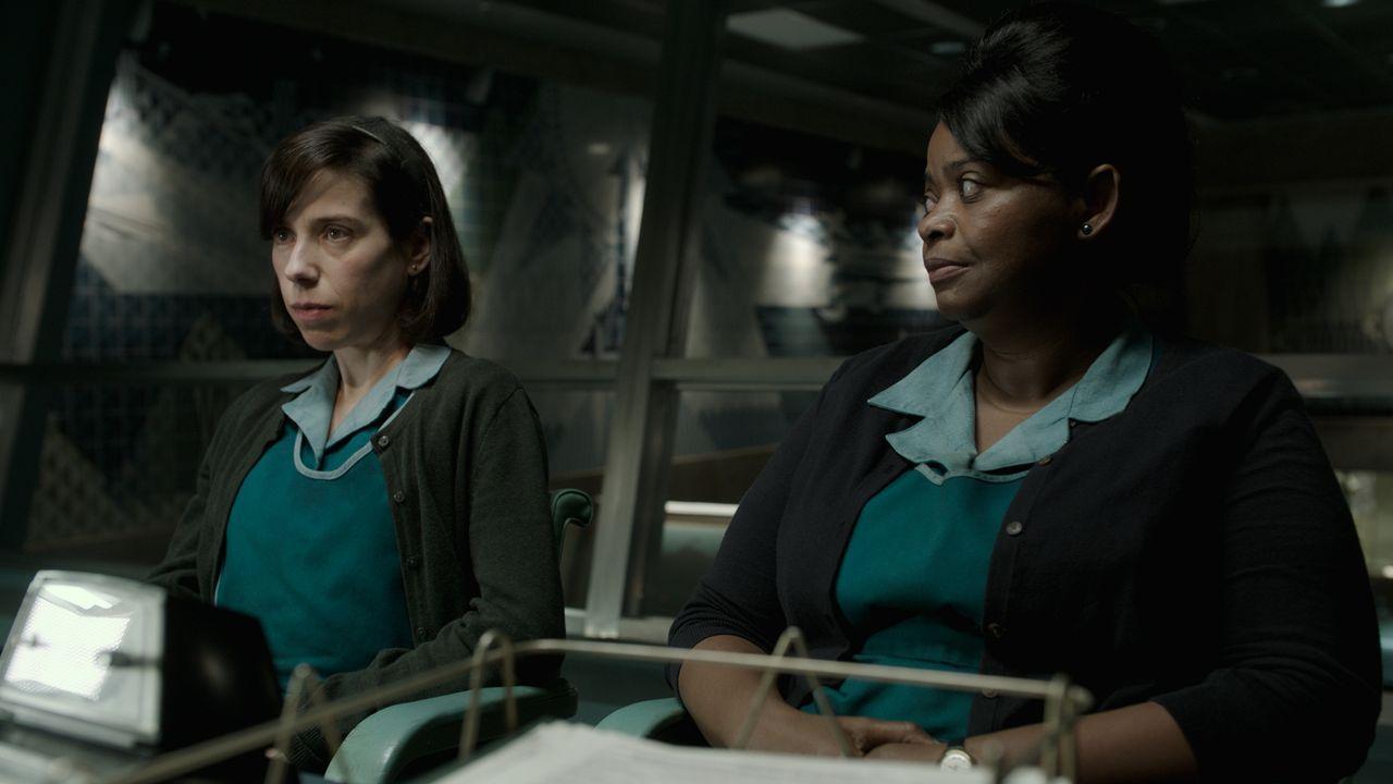 Elisa Esposito (Sally Hawkins, l.); Zelda Delilah Fuller (Octavia Spencer, r.) - Bildquelle: 2017 Twentieth Century Fox Film Corporation.  All rights reserved.