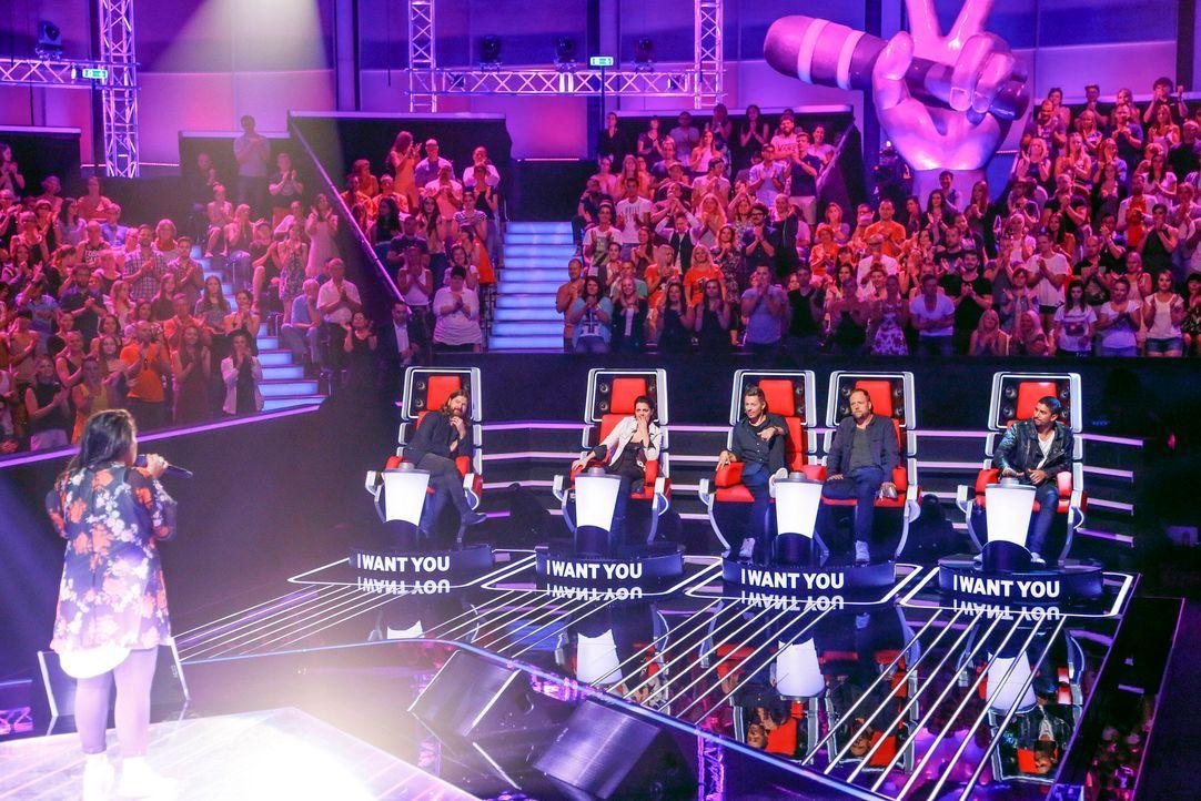 TVOG-Stf05-Cheryl-01-SAT1-ProSieben-Richard-Huebner - Bildquelle: SAT.1/ProSieben/Richard Huebner