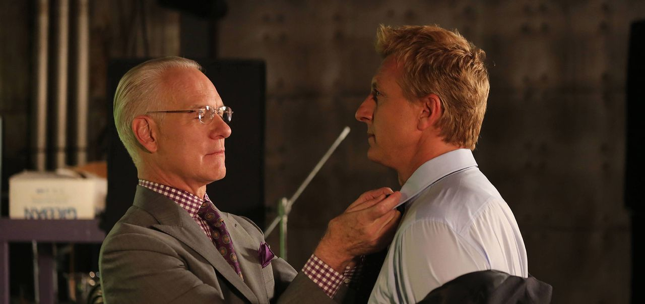 HIMYM- Behind the scenes- Broken Code (3) - Bildquelle:  CBS Broadcasting, Inc. All rights reserved