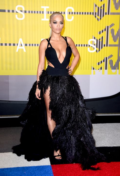 MTV-VMAs-150830-22-Rita-Ora-getty-AFP - Bildquelle: MARK RALSTON / AFP