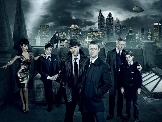Gotham-Warner-Bros-Entertainment-Inc - Bildquelle: Warner Bros. Entertainment Inc.