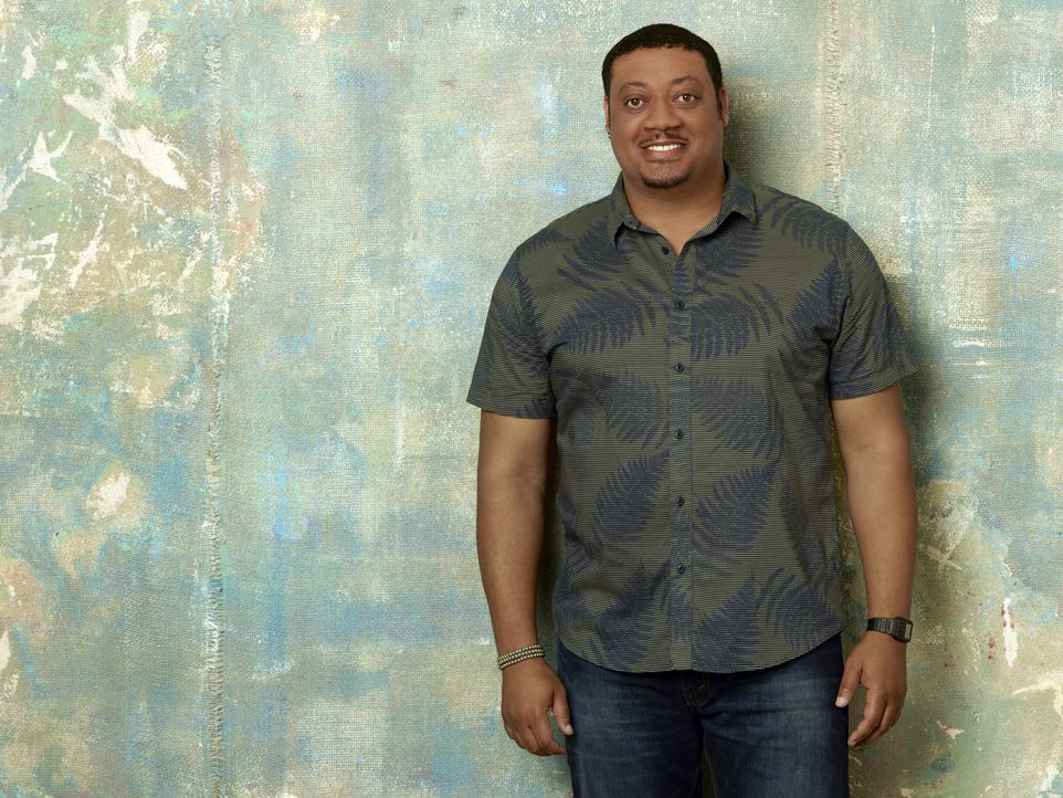 (2. Staffel) - Kenneth (Cedric Yarbrough) - Bildquelle: 2017-2018 American Broadcasting Companies. All rights reserved.