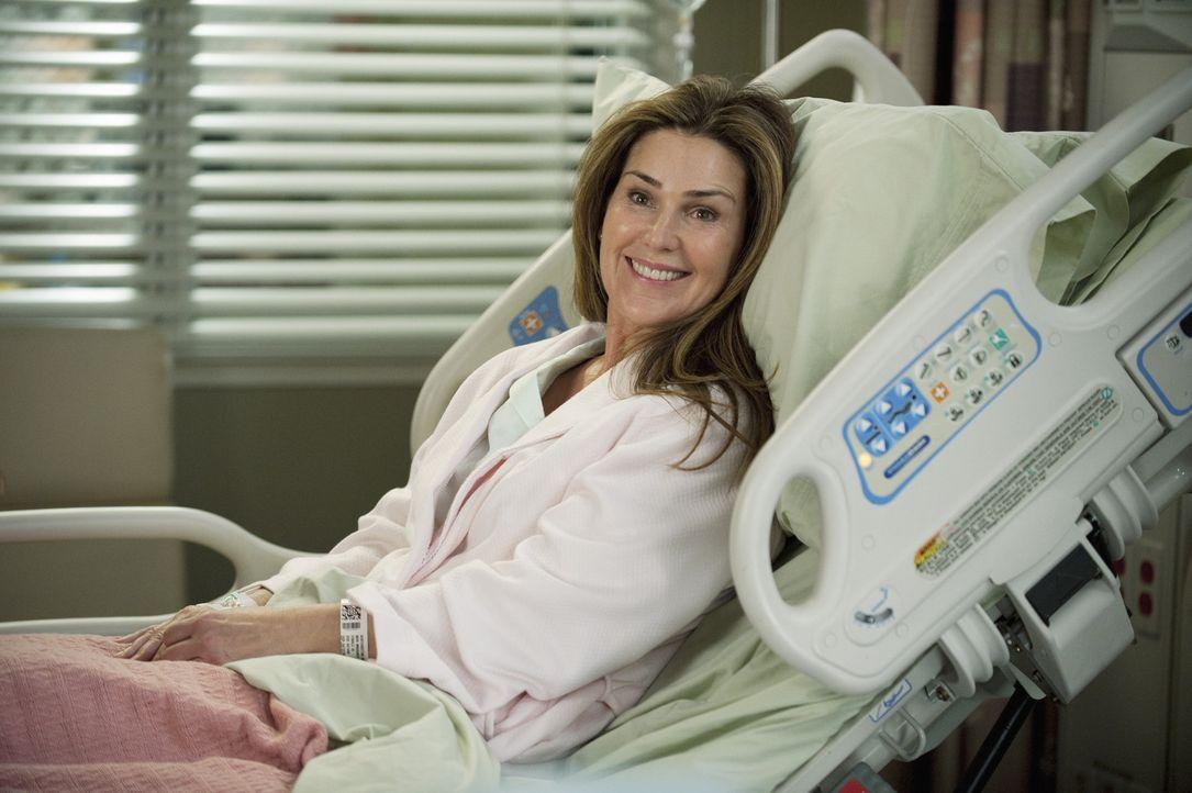 Richard nimmt seine 10.000. Operation an zwei streitenden Schwestern (Peri Gilpin) vor, die wegen einer Lebertransplantation ins Krankenhaus eingeli... - Bildquelle: ABC Studios