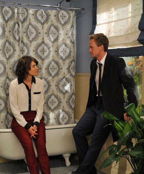 Werden sie wieder zusammenfinden? Robin (Cobie Smulders, l.) und Barney (Neil Patrick Harris, r.) ... - Bildquelle: 20th Century Fox International Television