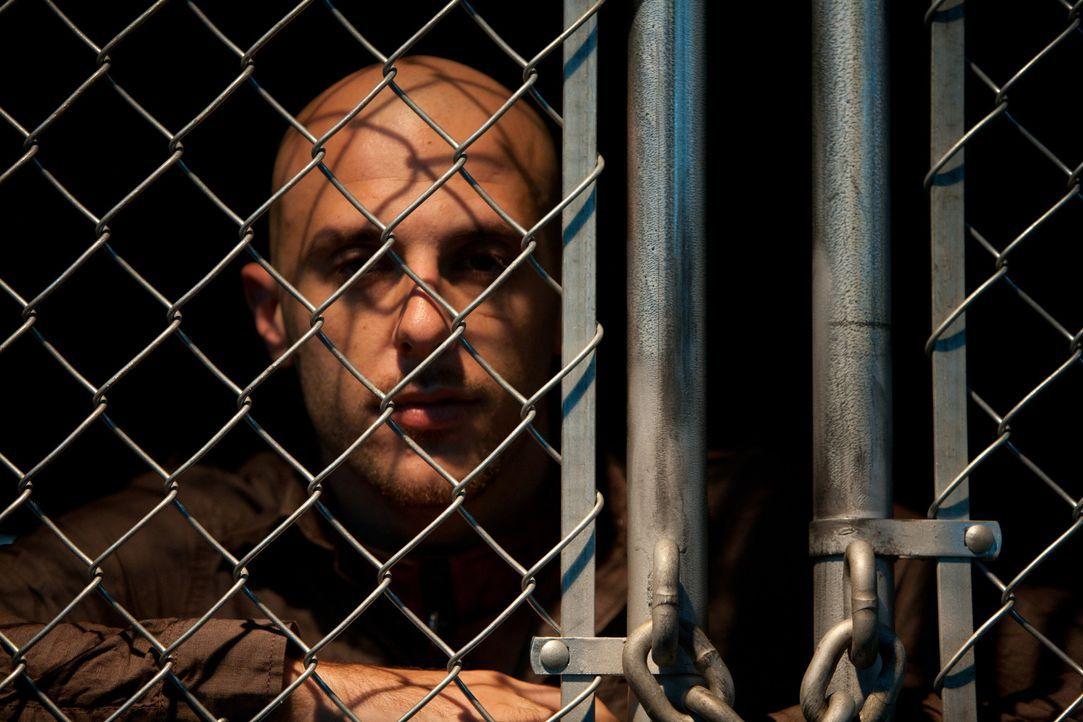Auch für Victor (Nickola Shreli) scheint es keinen Ausweg mehr aus der Hölle zu geben ... - Bildquelle: 2011 Stage 6 Films, Inc. All Rights Reserved.