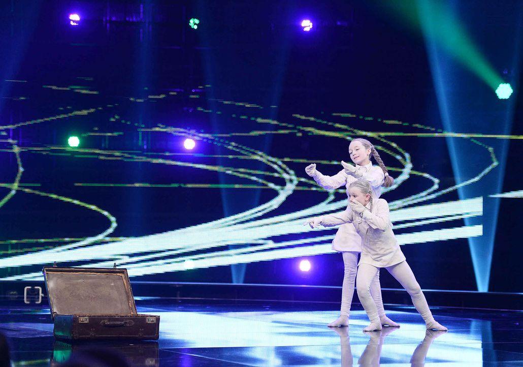 Got-To-Dance-Zoe-Desteney-06-SAT1-ProSieben-Willi-Weber - Bildquelle: SAT.1/ProSieben/Willi Weber