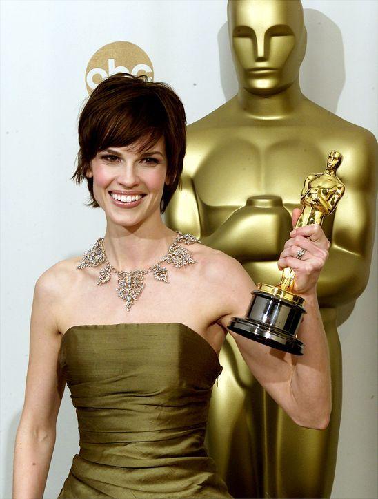 Beste-Hauptdarstellerin-2000-Hilary-Swank-AFP - Bildquelle: AFP