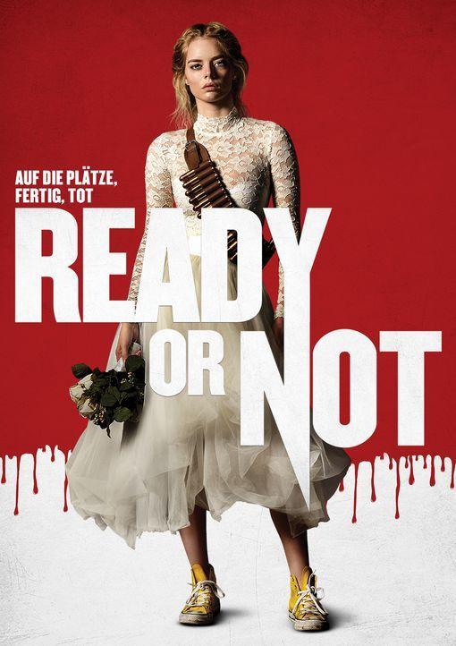 Ready or Not - Artwork - Bildquelle: 2019 Twentieth Century Fox Film Corporation.  All rights reserved.