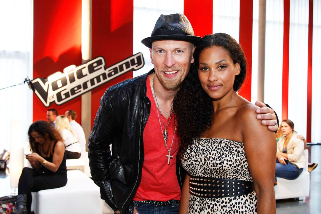 nathalie-dorra-the-voice-of-germany-stf02-epi03-49-backstagejpg 2448 x 1632 - Bildquelle: SAT.1/ProSieben/Christoph Assmann