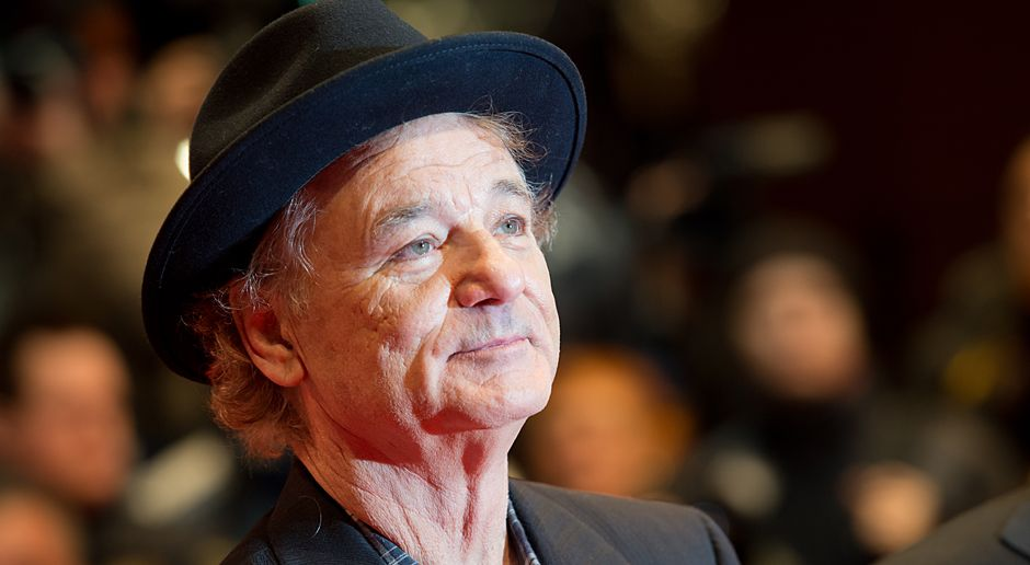 Berlinale-Bill-Murray-140208-dpa - Bildquelle: dpa