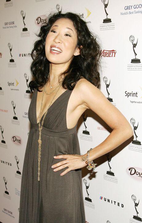 Grey's Anatomy - Darsteller: Cristina (Sandra Oh) 1280 x 2000 - Bildquelle: getty - AFP