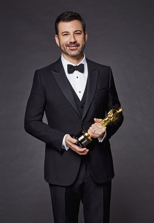 Zum 90. Mal werden in Los Angeles die Oscars verliehen. Durch den Abend führt - wie im vergangenen Jahr - Talk-Moderator Jimmy Kimmel. - Bildquelle: Jeff Lipsky 2017 American Broadcasting Companies, Inc. All rights reserved.