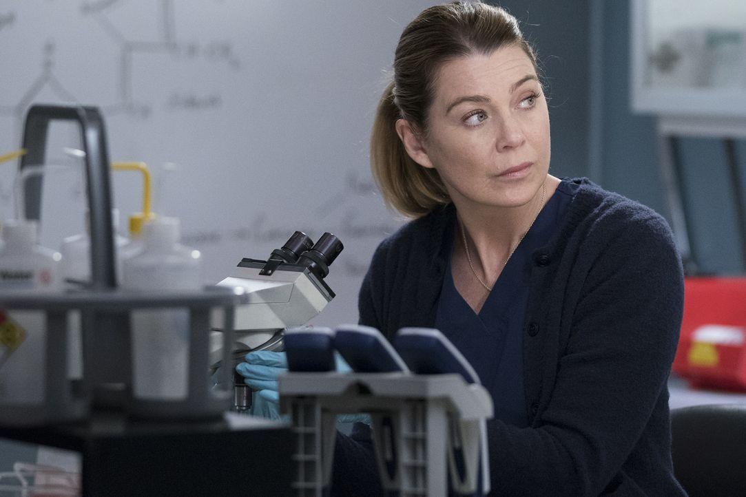Dr. Meredith Grey (Ellen Pompeo) - Bildquelle: Eric McCandless ABC Studios
